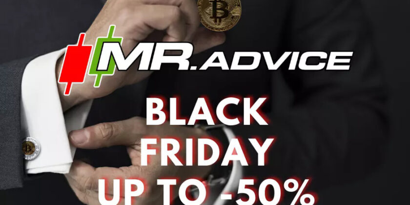 Big Black Friday at Mr.Advice 📣📣📣