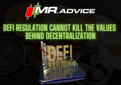 DeFi regulation cannot kill the values behind decentralization