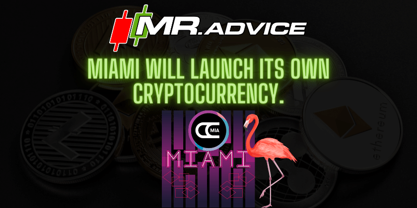 Miami will launch its own cryptocurrency.
