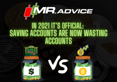 In 2021 it's official: saving accounts are now wasting accounts – Piotr Borowiec