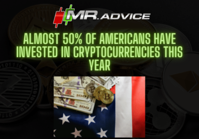 Almost 50% of Americans have invested in cryptocurrencies this year