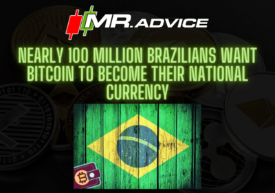 Nearly 100 million Brazilians want BitCoin to become their national currency