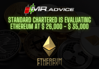 Standard Chartered is evaluating Ethereum at $ 26,000 – $ 35,000