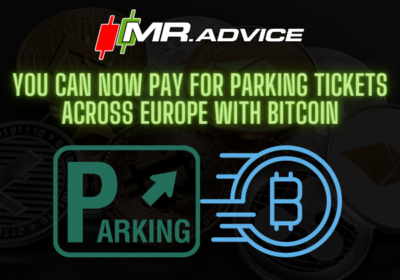 You can now pay for parking tickets across Europe with Bitcoin