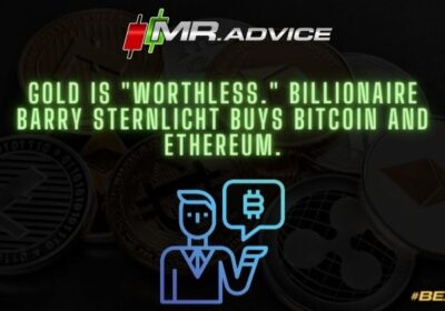 """Gold is """"worthless."""" Billionaire Barry Sternlicht buys Bitcoin and Ethereum."""