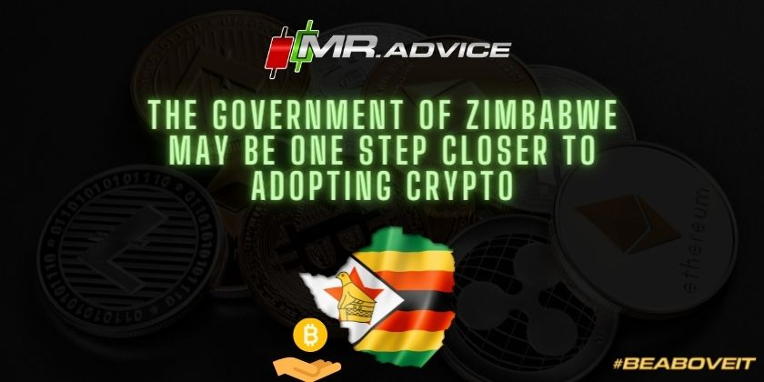 The government of Zimbabwe may be one step closer to adopting crypto